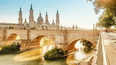 Temperaturas significativamente altas en los valles del Ebro y del Guadalquivir