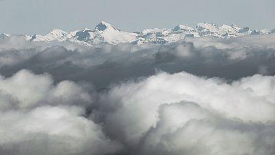 Un frente frío entra en la Península y provocará el desplome de las temperaturas