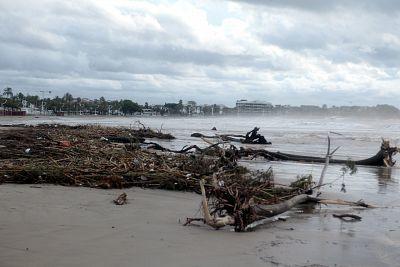 Vientos fuertes en el Cantábrico, Estrecho y litoral almeriense