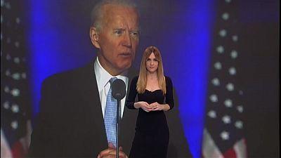 Joe Biden, l'energia del futur i l'herència digital