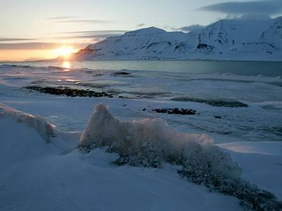 Científicos españoles en el Ártico