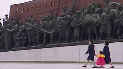 Corea del norte, país secreto (2001)