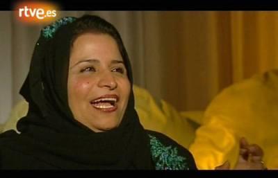 Detrás de la abaya