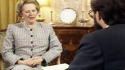 Entrevista a Margaret Thatcher (1988)