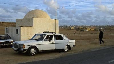 Espejismo de paz en el Sahara