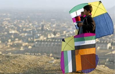 Las cometas vuelan sobre Kabul