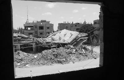 Las heridas de Rafah