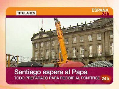 España en 24 horas - 07/10/10