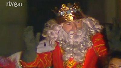 Cabalgata de los Reyes Magos de Oriente (1986)
