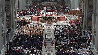 El día del Señor - Misa de Año Nuevo y bendición Urbi et Orbi