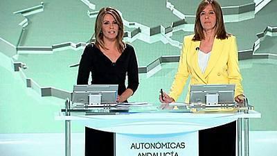Avance informativo: Elecciones Andalucía 2015