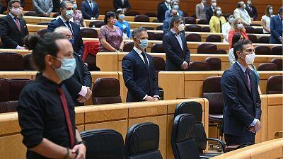 Especial informativo - Apertura curso político en la Cámara Alta (Senado) (1)