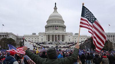 Especial informativo - Asalto al Capitolio de EE.UU (2) - 06/01/21