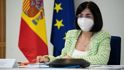Especial informativo - Comparecencia de la ministra de Sanidad - 05/05/21
