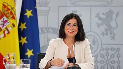 Especial informativo - Comparecencia de la ministra de Sanidad - 15/09/21
