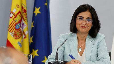 Especial informativo - Comparecencia de la ministra de Sanidad - 25/08/21