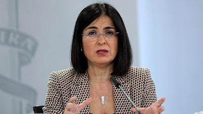 Especial informativo - Comparecencia de la ministra de Sanidad y, el ministro de Política Territorial - 10/02/21