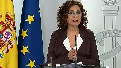 Especial informativo - Comparecencia de la ministra portavoz del gobierno y del ministro de Agricultura - 07/04/20