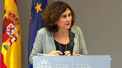 Especial informativo - Comparecencia de María José Sierra, del Centro de Coordinación de Alertas y Emergencias sanitarias - 07/01/21