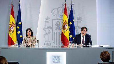 Especial informativo - Comparecencia del ministro de Sanidad y de la ministra de Política Territorial - 16/12/20