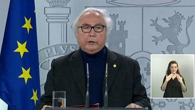 Especial informativo - Comparecencia del ministro de Universidades - 23/04/20