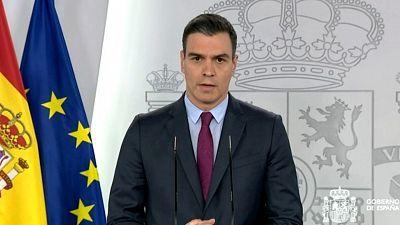 Especial informativo - Comparecencia del presidente del gobierno - 28/04/20