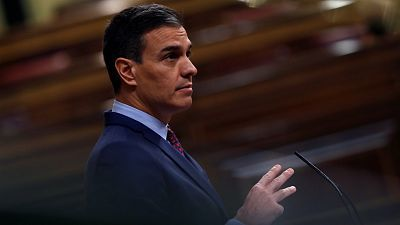 Especial informativo - Comparecencia del Presidente del Gobierno Pedro Sánchez (1)