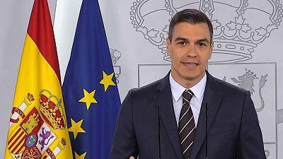 Especial informativo - Comparecencia del presidente del gobierno, Pedro Sánchez - 23/05/20