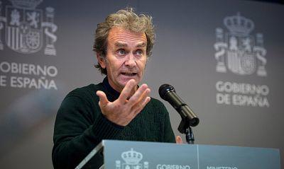 Especial informativo - Coronavirus. Comparecencia de Fernando Simón - 14/12/20