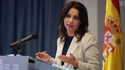 Especial informativo - Coronavirus. Comparecencia de Silvia Calzón, secretaria de Estado de Sanidad - 30/11/20