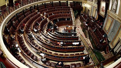 Especial Informativo - Coronavirus - Pleno del Congreso (3)