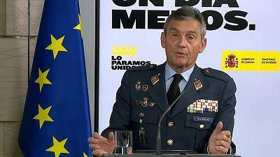 Especial informativo - Coronavirus Rueda de prensa del comité técnico - 06/04/20