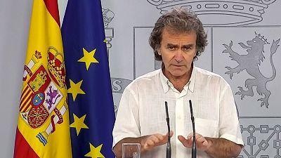 Especial informativo - Coronavirus. Rueda de prensa del comité técnico - 17/05/20