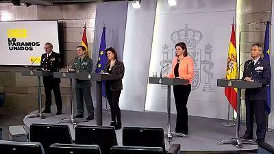 Especial informativo - Coronavirus. Rueda de prensa del comité técnico - 31/03/20