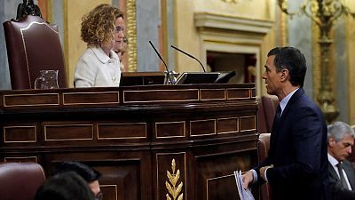 Especial informativo - Debate de investidura de Pedro Sánchez (11) - 05/01/20