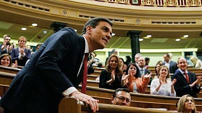 Especial informativo - Debate de investidura de Pedro Sánchez (2) - 04/03/16