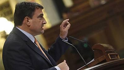 Especial informativo - Debate de la moción de censura de Unidos Podemos a Rajoy (6)