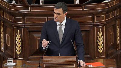 Especial informativo - Debate de la moción de censura del PSOE a Rajoy (2)