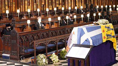 Especial informativo - Funeral del Duque de Edimburgo