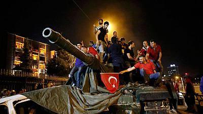 Especial informativo - Golpe de  Estado en Turquía - 15/07/16