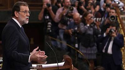 Especial informativo - Pleno del Congreso de los Diputados (1) - Lengua de signos