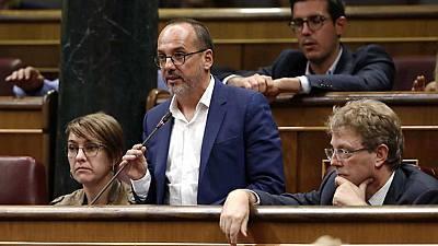 Especial informativo - Pleno del Congreso de los Diputados (2) - Lengua de signos