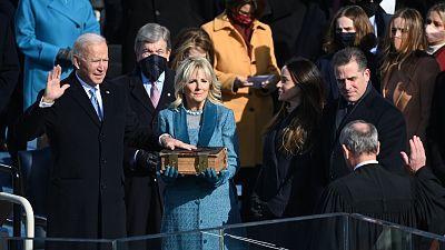 Especial informativo - Toma de posesión de Biden como presidente de EEUU