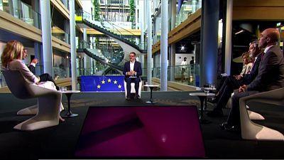 Europa 2021 - Debate del estado de la Unión Europea