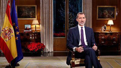 Mensaje de Navidad de Su Majestad el Rey de 2018, en lengua de signos