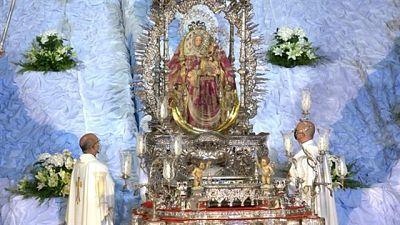 Bajada del Camarín Virgen del Pino - 07/09/2021
