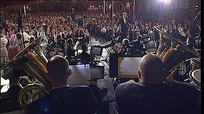 Concierto Fiestas Fundacionales Las Palmas Gran Canaria
