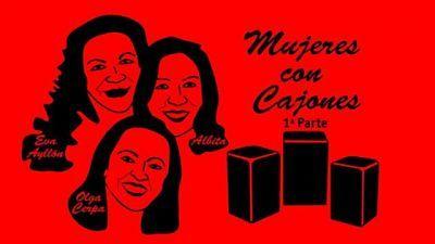 Concierto Mujeres con Cajones 1 - 19/07/15