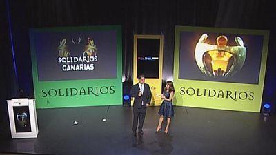 Gala de los Premios Solidarios de la ONCE - 26/10/2016