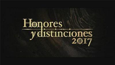 Honores y  Distinciones Cabildo de Gran Canaria 2017 - 19/03/2017